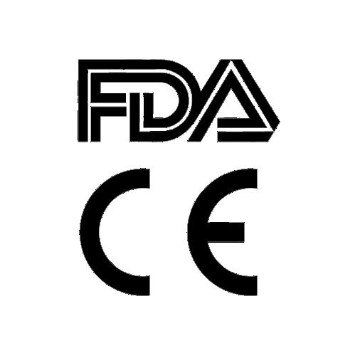 تاییده ی CE اروپا و FDA آمریکا